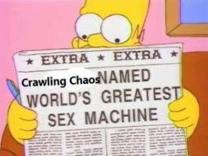 Simpson Sex Machine