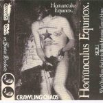 Homunculus Equinox expanded cassette cover